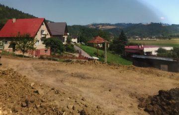 Predaj stavebného pozemku – Kotešova – Oblazov