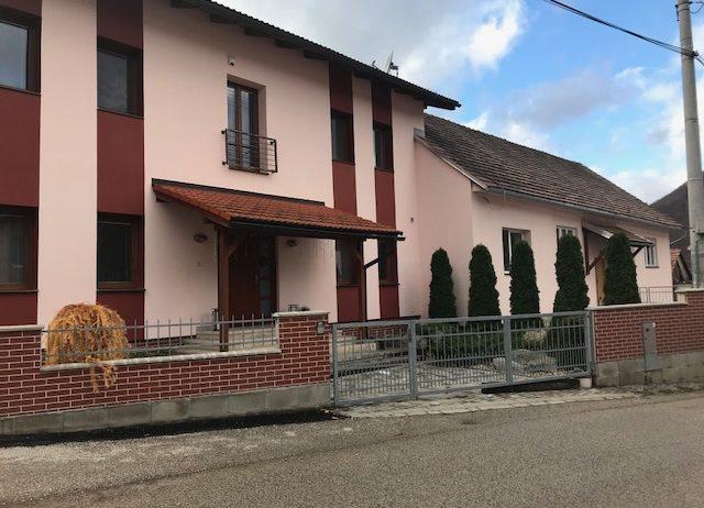 Rodinný dom – Belá s pozemkom 840m2.