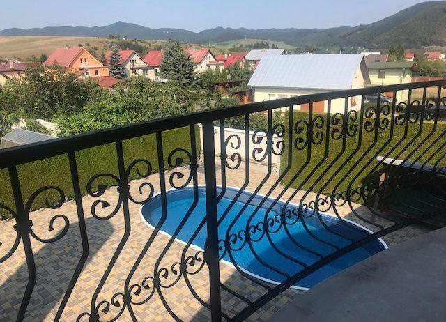 Rodinný dom Konská s pozemkom o rozlohe 2.140 m2.