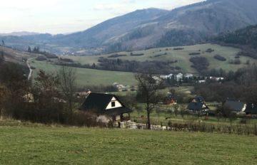 Predaj  pozemku na rekreačné účely v obci Lysica o výmere 1.140m2.