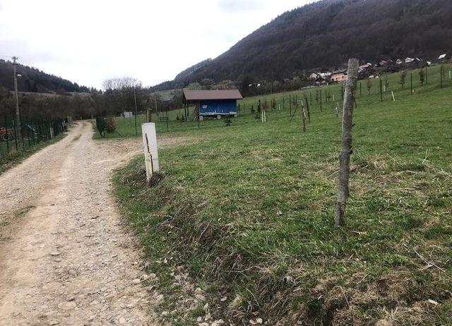 Predaj rekreačného pozemku v obci Lysica o výmere 1104m2.