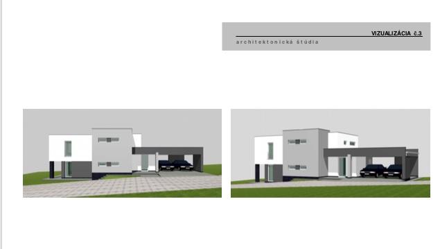 Predaj rodinného domu – Novostavba – Konská