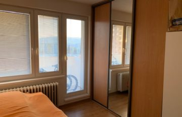 Predaj 1- izbového bytu s 2 loggiami Žilina – Hliny